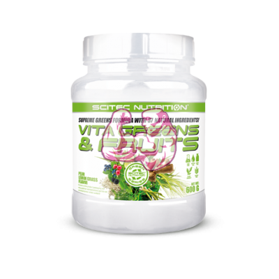 Vita Greens & Fruits - 600gr pear-lemon grass