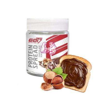 GOT7 CREMA CHOCOLATE AVELLANAS 250 Gr.