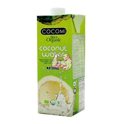 Agua de coco natural 1l