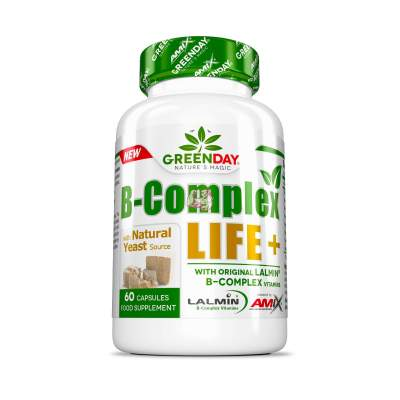 GreenDay® B-Complex LIFE-FORTE+