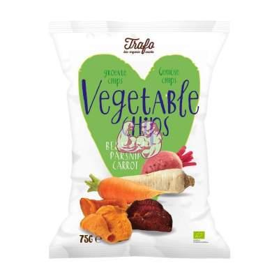 Chips de vegetales 75Gr.