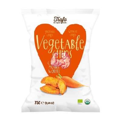 Chips de zanahoria 75Gr.