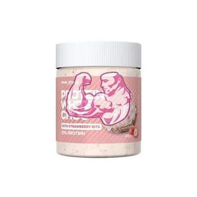 Body Attack Sports Nutrition Protein White Choc Strawberry 250 gr