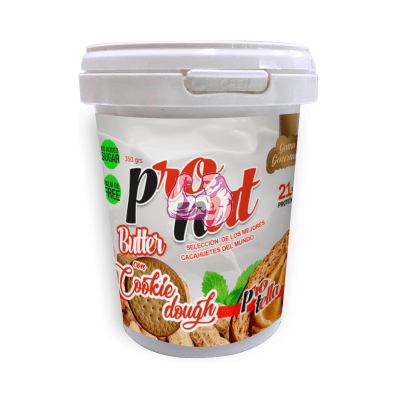 PRONUT BUTTER + COOKIE DOUGH 350gr