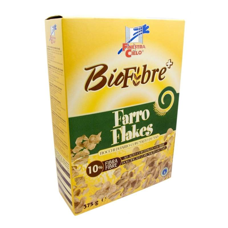 Bio Fibre Cereales de Espelta
