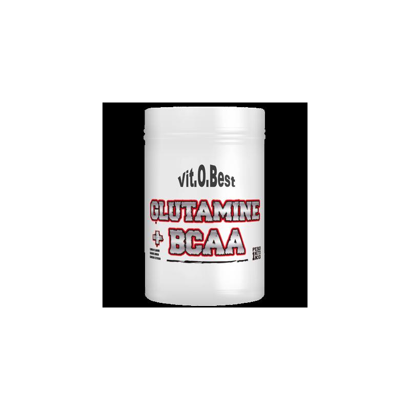 Glutamine + BCAA Complex