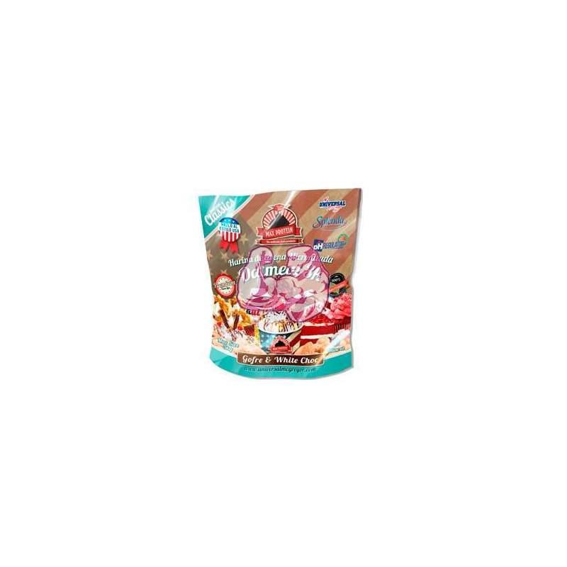 Harina de Avena sabor Gofre & White Choc 3 Kg