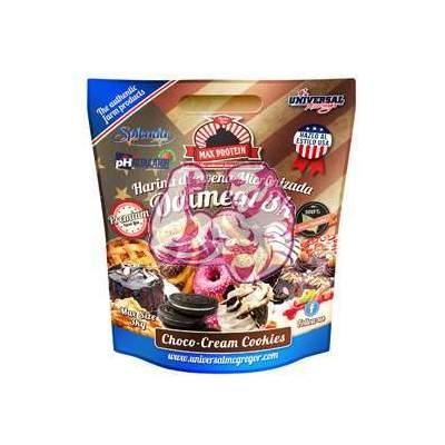Harina de Avena sabor Choco-Cream Cookies ( oreo ) 3 Kg