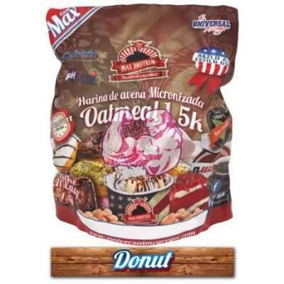 Harina de Avena sabor Donut 1.5 Kg