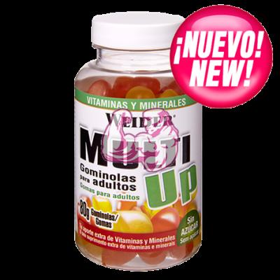MULTI UP Vitaminas & Minerales masticables
