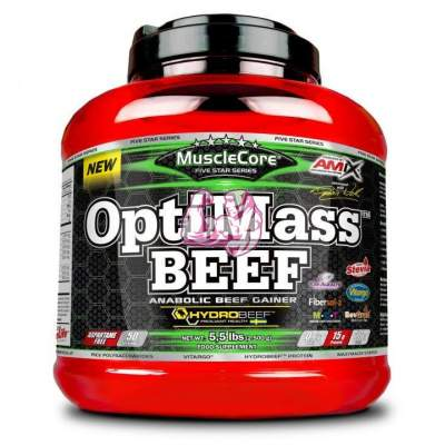 OPTI-MASS BEEF 2,5kg