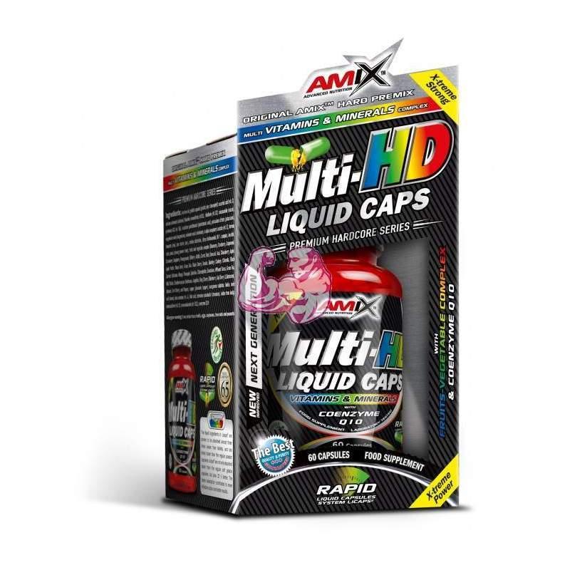 MULTI-HD LIQUID CAPS