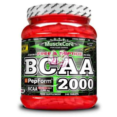 BCAA 2000 240 tabls.