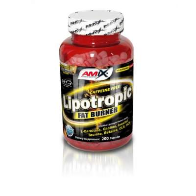 Lipotropic Fat Burner cps.