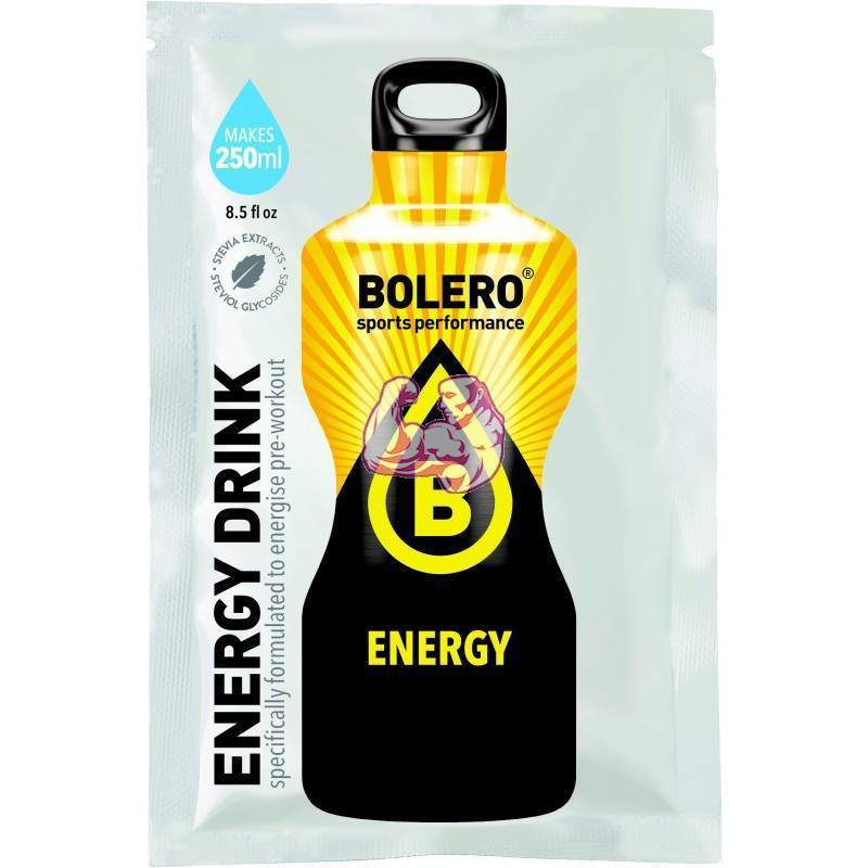 Bebida 0% BOOST ENERGY