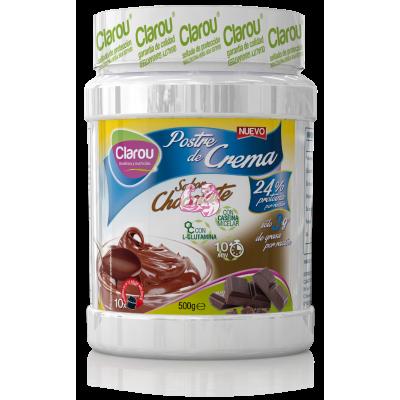 Postre de Crema de chocolate 500 gr