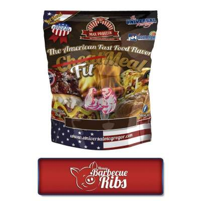 FITMEAL HONEY BARBECUE RIBS 2KG