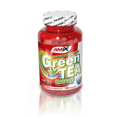 Green Tea Extract cps.