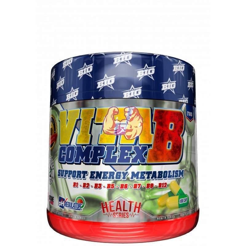 Vita B Complex 100 caps.